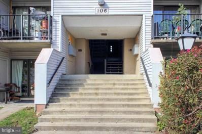 106 Duvall Lane UNIT 43-103, Gaithersburg, MD 20877 - #: MDMC735914