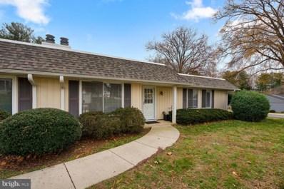 3512 Fiske Terrace UNIT 152-A, Silver Spring, MD 20906 - #: MDMC737102