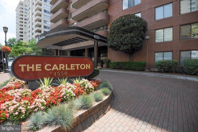 4550 N Park Avenue UNIT 414, Chevy Chase, MD 20815 - #: MDMC738824