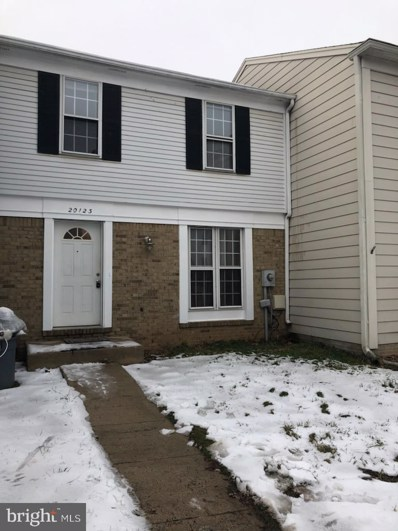 20123 Club Hill Drive, Germantown, MD 20874 - #: MDMC738826
