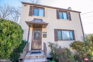 9607 Dilston Road, Silver Spring, MD 20903 - #: MDMC740010