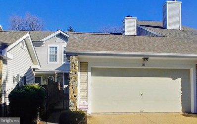 21 Tindal Springs Court, Montgomery Village, MD 20886 - #: MDMC740390