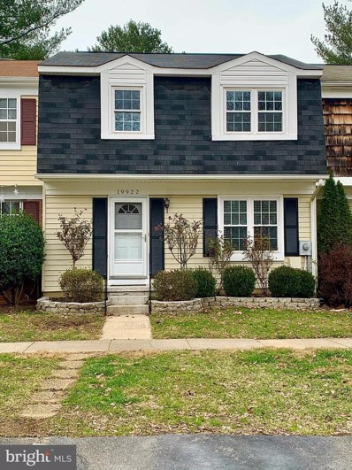 19922 Wyman Way, Germantown, MD 20874 - #: MDMC740788
