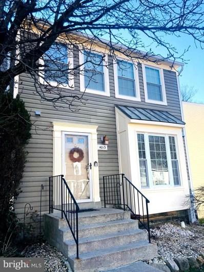4013 Sparrow House Lane, Burtonsville, MD 20866 - #: MDMC740812