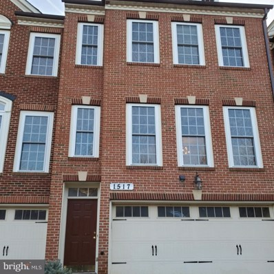 1517 Regent Manor Court, Silver Spring, MD 20904 - #: MDMC740946