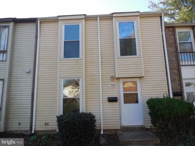 786 West Side Drive UNIT 9-H, Gaithersburg, MD 20878 - #: MDMC741036