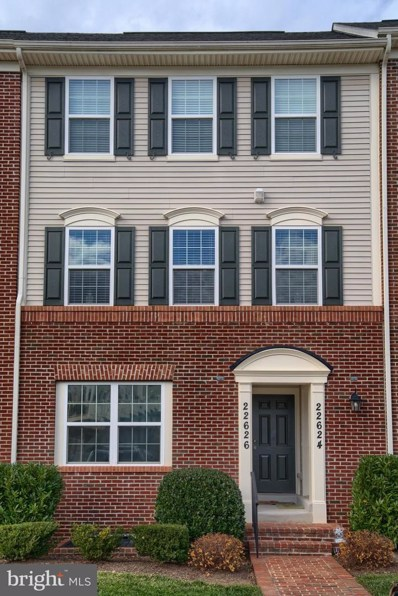 22624 Majestic Elm Court UNIT 54, Clarksburg, MD 20871 - #: MDMC741114