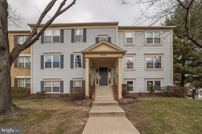 2401 Normandy Square Place UNIT 12, Silver Spring, MD 20906 - #: MDMC741664