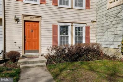 14715 Wexhall Terrace UNIT 16-168, Burtonsville, MD 20866 - #: MDMC741798