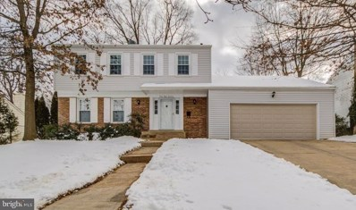4814 Ertter Drive, Rockville, MD 20852 - #: MDMC742314