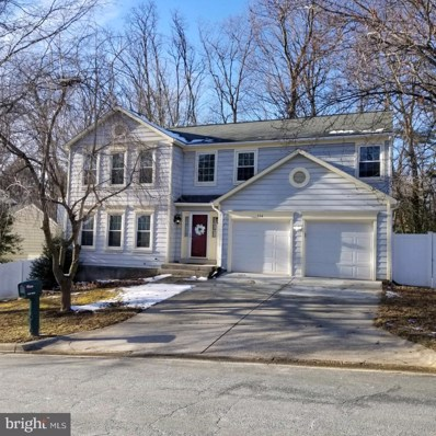 536 Norcross Way, Silver Spring, MD 20904 - #: MDMC743344