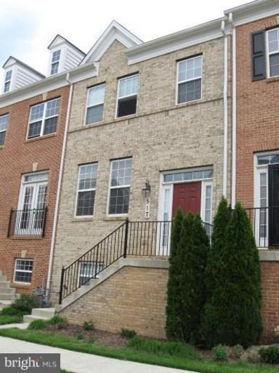517 Whetstone Glen Street, Gaithersburg, MD 20877 - #: MDMC744152