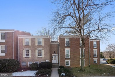 830 Quince Orchard Boulevard UNIT 101, Gaithersburg, MD 20878 - #: MDMC744708
