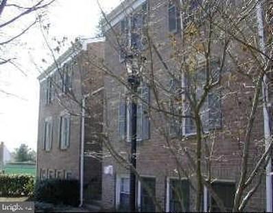 886 Quince Orchard Boulevard UNIT 101, Gaithersburg, MD 20878 - #: MDMC745822