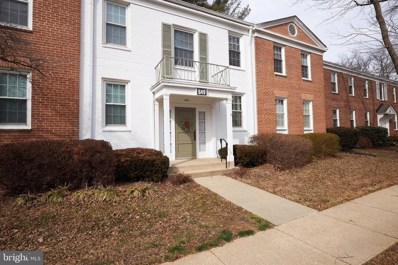 649 Azalea Drive UNIT 4, Rockville, MD 20850 - #: MDMC745952