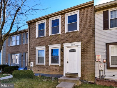 3603 Castle Terrace UNIT 99-115, Silver Spring, MD 20904 - #: MDMC746088