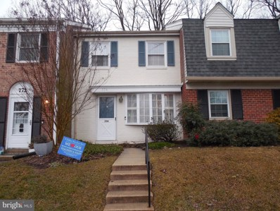 774 Azalea Drive UNIT 14, Rockville, MD 20850 - #: MDMC746200