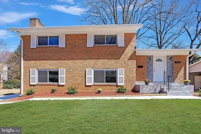 1638 Martha Terrace, Rockville, MD 20852 - #: MDMC748728