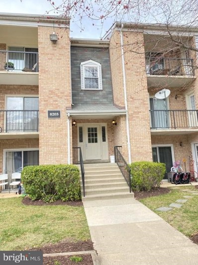 8203 Whispering Oaks Way UNIT 103, Gaithersburg, MD 20879 - #: MDMC749612