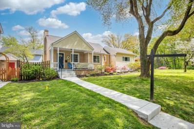 9501 Dallas Avenue, Silver Spring, MD 20901 - #: MDMC749796