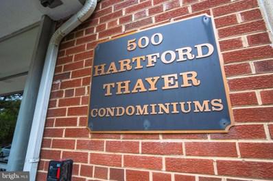 500 Thayer Avenue UNIT 504, Silver Spring, MD 20910 - #: MDMC749886