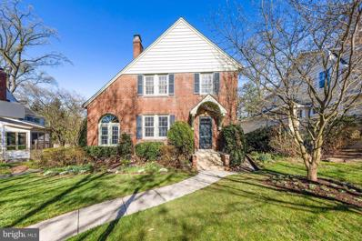 7211 Oakridge Avenue, Chevy Chase, MD 20815 - #: MDMC749986