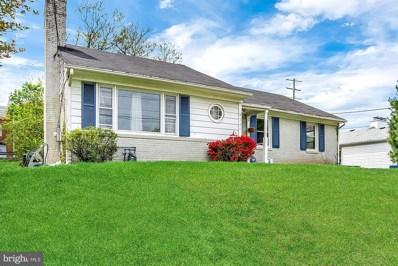 9724 Woodland Drive, Silver Spring, MD 20910 - #: MDMC750746
