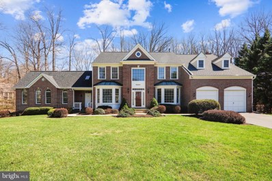 9601 Autumn Oaks Court, Rockville, MD 20850 - #: MDMC751306