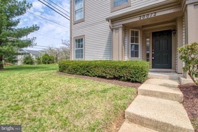 20012 Gateshead Circle UNIT 106, Germantown, MD 20876 - #: MDMC751690