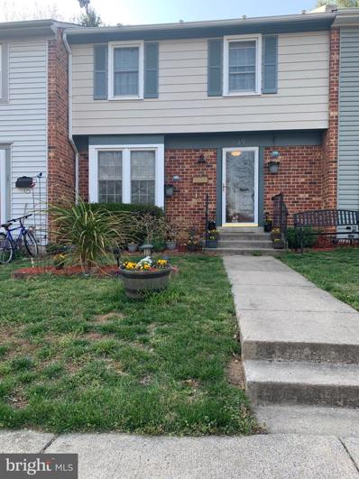 39 Metz Court, Germantown, MD 20874 - #: MDMC751892