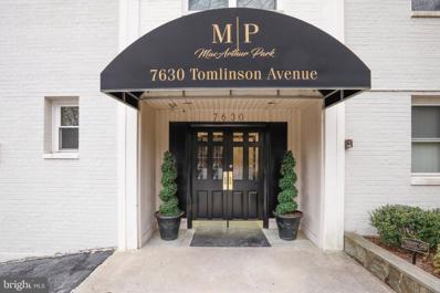 7630 Tomlinson Avenue UNIT L-16, Cabin John, MD 20818 - #: MDMC751984