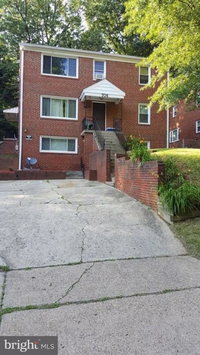 706 Kennebec Avenue, Takoma Park, MD 20912 - MLS#: MDMC752598