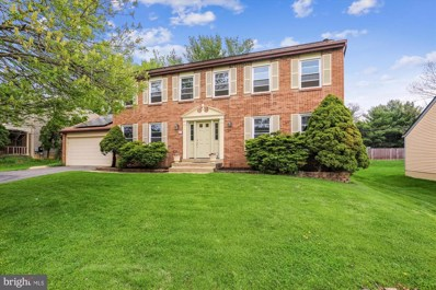 7533 Tarpley Drive, Rockville, MD 20855 - #: MDMC753286