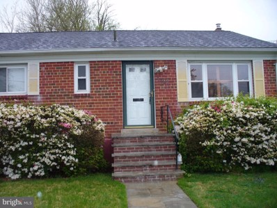 4401 Ives Street, Rockville, MD 20853 - #: MDMC753340
