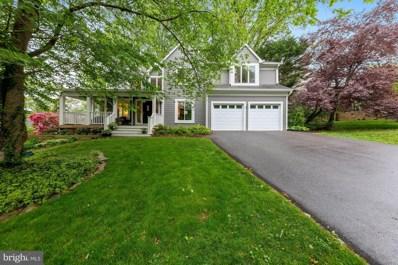 6704 Tomlinson Terrace, Cabin John, MD 20818 - #: MDMC754220
