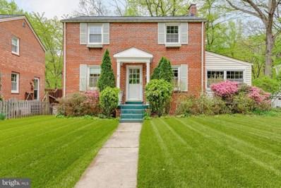 244 Whitmoor Terrace, Silver Spring, MD 20901 - #: MDMC754326