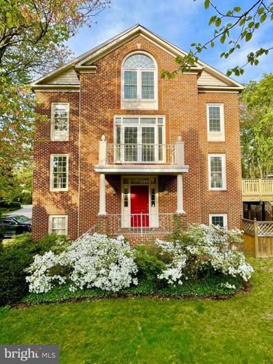 5451 Whitley Park Terrace UNIT TH-5, Bethesda, MD 20814 - #: MDMC755110