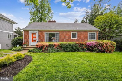 4706 Edgefield Road, Bethesda, MD 20814 - #: MDMC755128