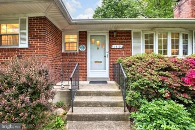 1410 Flora Terrace, Silver Spring, MD 20910 - #: MDMC755924