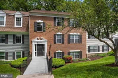 20245 Shipley Terrace UNIT 302-4A, Germantown, MD 20874 - #: MDMC756706