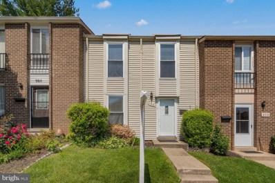 888 W Side Drive UNIT 15-G, Gaithersburg, MD 20878 - #: MDMC758620
