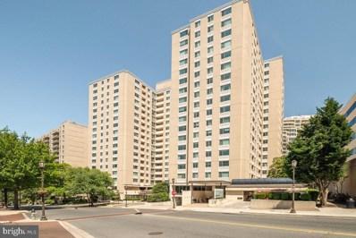 4601 N Park Avenue UNIT 1410-K, Chevy Chase, MD 20815 - #: MDMC758792