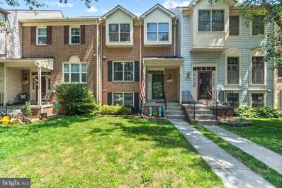 8809 Thomas Lea Terrace, Montgomery Village, MD 20886 - #: MDMC763464