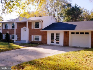 4209 Canyonview Drive, Upper Marlboro, MD 20772 - MLS#: MDPG100056