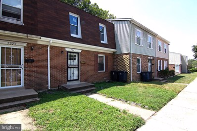 7273 Wood Hollow Terrace, Fort Washington, MD 20744 - #: MDPG100093