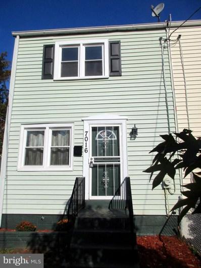 7016 E Kilmer Street, Landover, MD 20785 - MLS#: MDPG100374