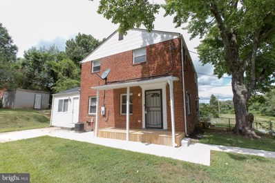 606 Cabin Branch Drive, Capitol Heights, MD 20743 - #: MDPG100453