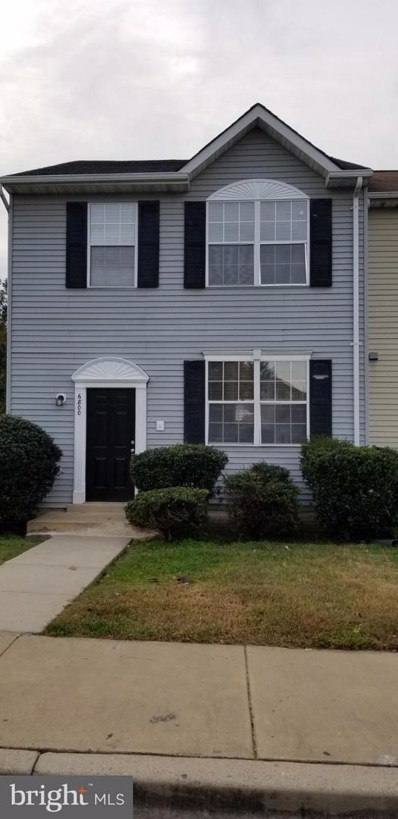6800 Jade Court, Capitol Heights, MD 20743 - #: MDPG100474
