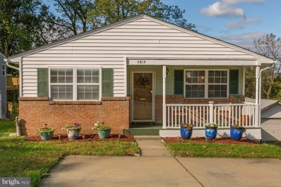 4814 Jefferson Street, Lanham, MD 20706 - MLS#: MDPG100500