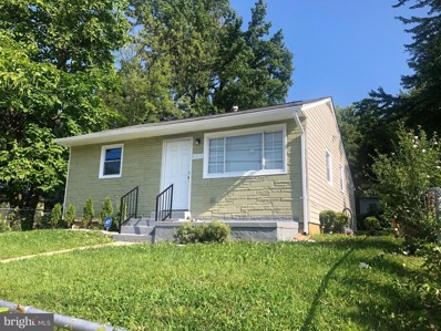 6505 Seat Pleasant Drive, Capitol Heights, MD 20743 - #: MDPG100511